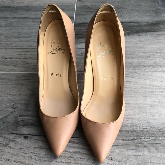 0068b2eb921 christian louboutin Shoes - Christian Louboutin heals